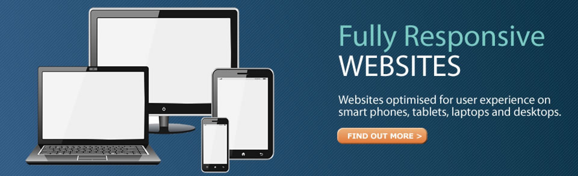 Fully Responsive Websites