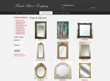 French Mirror Company